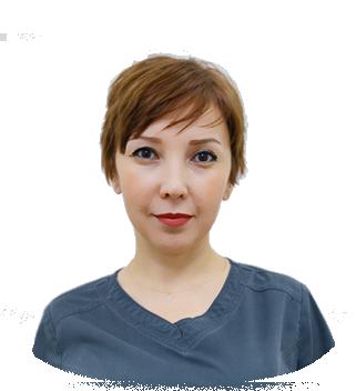 Кашапова Луиза Ленаровна