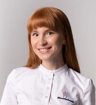 Колесникова Алёна Сергеевна