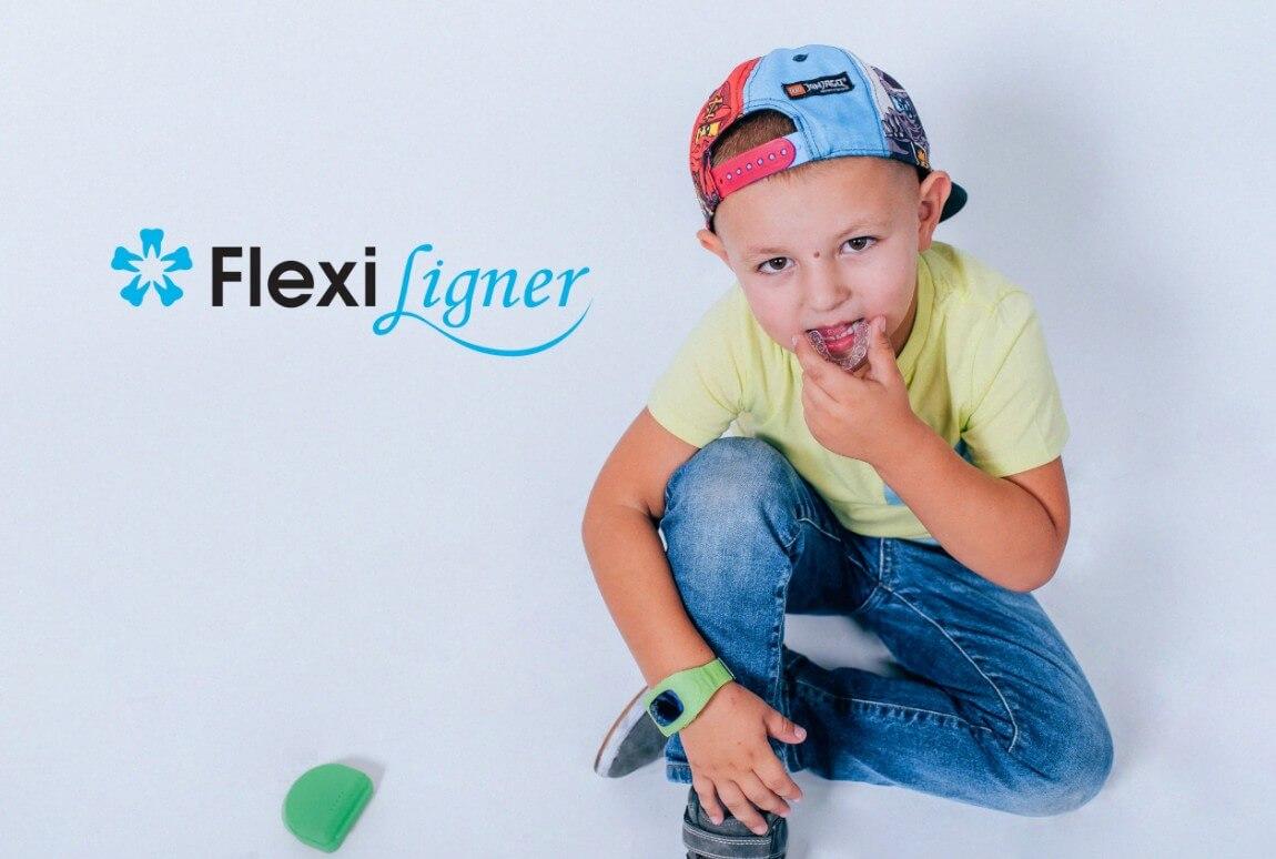 Детские элайнеры FlexiLigner